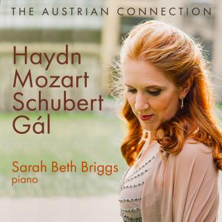 The Austrian Connection - Briggs, Sarah Beth (piano)