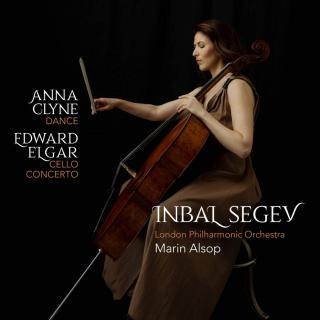 Anna Clyne: Dance/Edward Elgar: Cello Concerto - Segev, Inbal (cello) / London Philharmonic Orchestra / Alsop, Marin