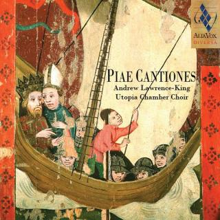 Piae Cantiones - Utopia Chamber Choir - Utopia Chamber Choir / Lawrence-King, Andrew