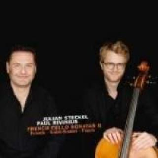 French Cello Sonatas Ii - Steckel, Julian (cello)
