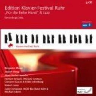 Ruhr Piano Festival Edition Vol. 33: For left hand only - Diverse utøvere