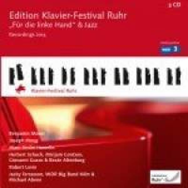 Ruhr Piano Festival Edition Vol. 33: For left hand only <span>-</span> Diverse utøvere