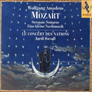 Mozart: Serenades, Notturno in D major & Ein musikalischer Spass