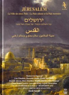 Jerusalem - City of the two peaces: Heavenly peace and Earthly peace