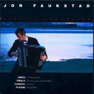 Classic Accordeon - Faukstad, Jon