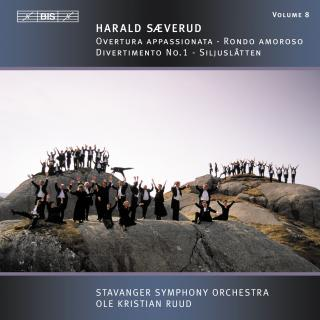 Sæverud, Harald: Ouvertura appassionata - Stavanger Symphony Orchestra / Ruud, Ole Kristian (conductor)
