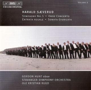 Sæverud, Harald: Symphony No.5 - Stavanger Symphony Orchestra / Ruud, Ole Kristian (conductor)