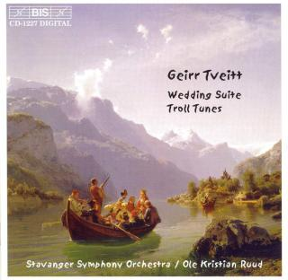 Tveitt, Geirr: Wedding Suite and Troll Tunes, Op.151 - Stavanger Symphony Orchestra / Ruud, Ole Kristian (conductor)