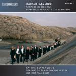 Sæverud, Harald: Symphonies Nos.2 & 4 <span>-</span> Stavanger Symphony Orchestra / Ruud, Ole Kristian (conductor)
