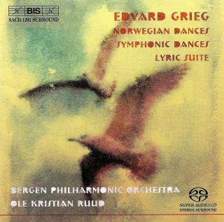 Grieg, Edvard: Orchestral Dances - Bergen Philharmonic Orchestra / Ruud, Ole Kristian (conductor)