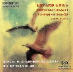 Grieg, Edvard: Orchestral Dances <span>-</span> Bergen Philharmonic Orchestra / Ruud, Ole Kristian (conductor)