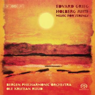 Grieg, Edvard: Holberg Suite - Bergen Philharmonic Orchestra / Ruud, Ole Kristian (conductor)