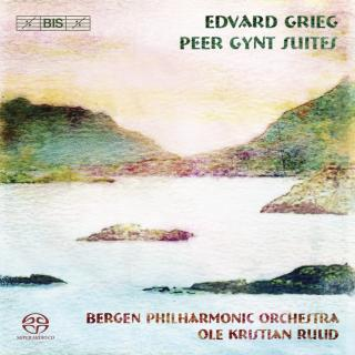 Grieg, Edvard: Peer Gynt Suites - Bergen Philharmonic Orchestra / Ruud, Ole Kristian (conductor)