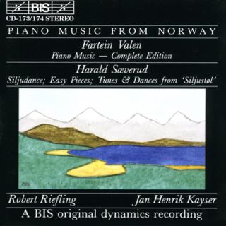 Piano Music from Norway - Riefling, Robert (piano) / Kayser, Jan Henrik (piano)