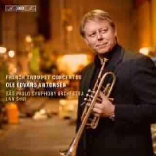 French Trumpet Concertos - Antonsen, Ole Edvard