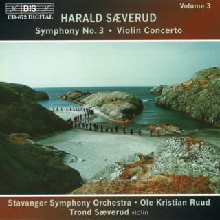 Sæverud, Harald: Symphony No.3 - Stavanger Symphony Orchestra / Ruud, Ole Kristian (conductor)