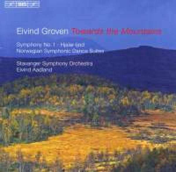 Groven - Towards The Mountains <span>-</span> Stavanger Symfoniorkester/ Aadland, Eivind
