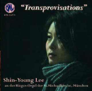 Transprovisations - Lee, Shin-Young (orgel)