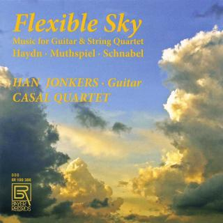 FLEXIBLE SKY - Works by Haydn, Muthspiel & Schnabel - Jonkers, Han