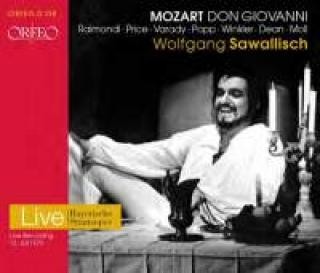 Mozart, Wolfgang Amadeus: Don Giovanni, K527 - Live recording 12th July 1973, Munich - Sawallisch, Wolfgang
