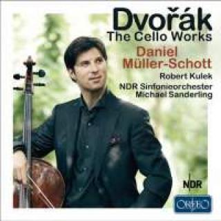 Dvorak, Antonin: Cellokonsert - Musikk For Cello - Müller-Schott, Daniel (cello)