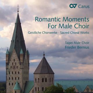 Romantic Moments for Male Choir - Bernius, Frieder