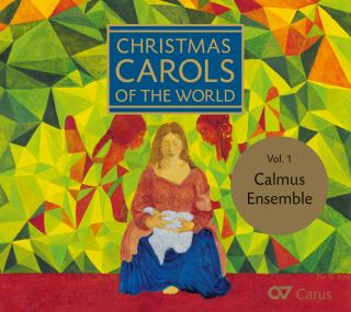 Christmas Carols of the World Vol. 1 - Calmus Ensemble