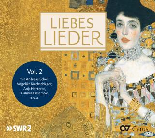 Liebeslieder Vol. 2 – Love songs - Diverse utøvere