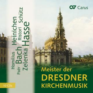 Meister der Dresdner Kirchenmusik - Various Artists