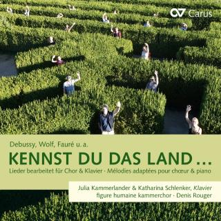 Kennst du das Land ... - Lieder for Choir & Piano