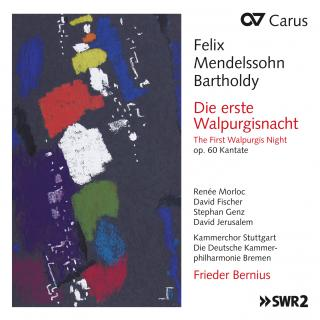 Mendelssohn, Felix: The First Walpurgis Night op. 60 - Kammerchor Stuttgart / Bernius, Frieder (conductor)