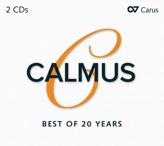 Calmus - Best of 20 years - Calmus Ensemble