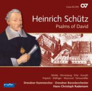 Schütz, Heinrich: Psalms Of David, Swv 22-47 (Op. 2) - Rademann, Hans-Christoph