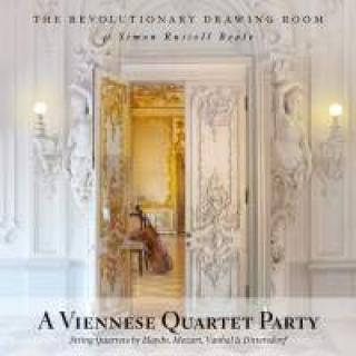 A Viennese Quartet Party - The Revolutionary Drawing Room