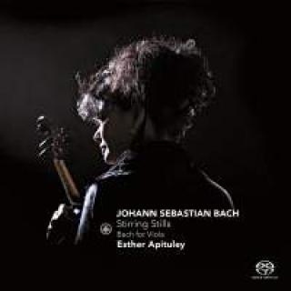 Bach, Johann Sebastian: Stirring Stills (Bach For Viola) - Apituley, Esther