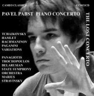 The Lost Concerto Of Pavel Pabst - Trochpoulos, Panagotis (klaver)