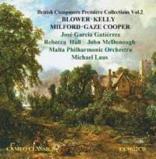British Composers Premiere Collections Vol. 2 - Laus, Michael