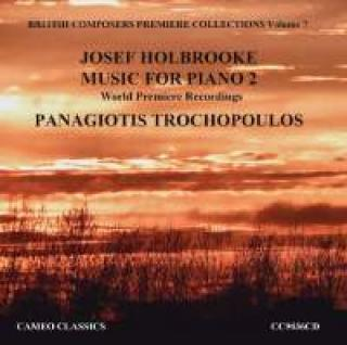 British Composers Premiere Collections Vol. 7 - Holbrooke: Music For Piano Vol. 2 - Trochpoulos, Panagotis (klaver)