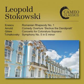 Leopold Stokowski Conducts Recordings from 1954 & 1973 - Stokowski, Leopold
