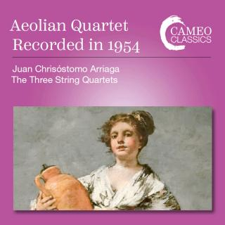 Aeolian Quartet recorded in 1954 - Aeolian Quartet