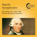 Haydn Symphonies - Recordings from 1952-1960 - The Itter Broadcast Collection <span>-</span> Various Orchestras & Conductors - BBC recordings 1952-1960