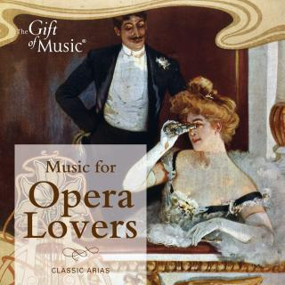 Music for Opera Lovers - Bjørling / Caruso / Anderson / Hammond / Gigli / Merrill / etc