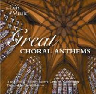 Great Choral Anthems - Choir Of Sidney Sussex College, Cambridge, The