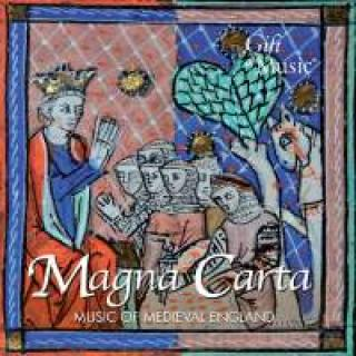 Magna Carta - Music of Medieval England - Skinner, David
