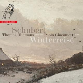 Schubert, Franz: Wintereise op. 89, D 911 - Oliemans, Thomas (baritone) / Giacometti, Paolo (piano)