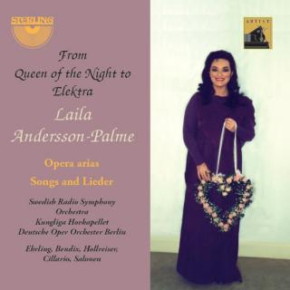 Laila Andersson-Palme – From Queen of the Night to Elektra - Andersson-Palme, Laila
