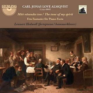 Almqvist, Carl Jonas: Works for Fortepiano - Hedwall, Lennart - fortepiano
