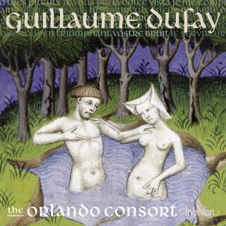 Dufay: Lament for Constantinople & other songs - The Orlando Consort
