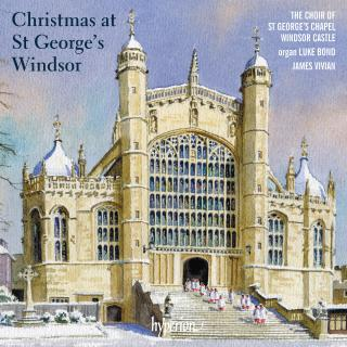 Christmas at St George's Windsor - St George's Chapel Choir Windsor / Vivian, James