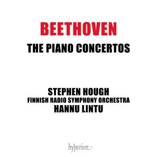 Beethoven, Ludwig van: The Piano Concertos - Hough, Stephen (piano)